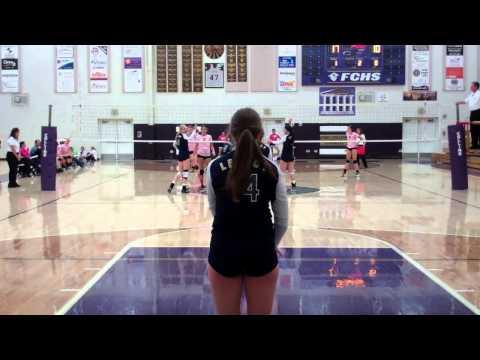 Fort Collins High School vs LEgacy High School 2013 Game 1
