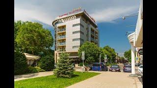 Гранд Отель Валентина 5 Grand Hotel Valentina Анапа Россия обзор отеля территория