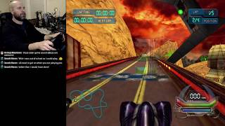 POD Speed Zone (November 29, 2017) Sega Dreamcast Online Multiplayer