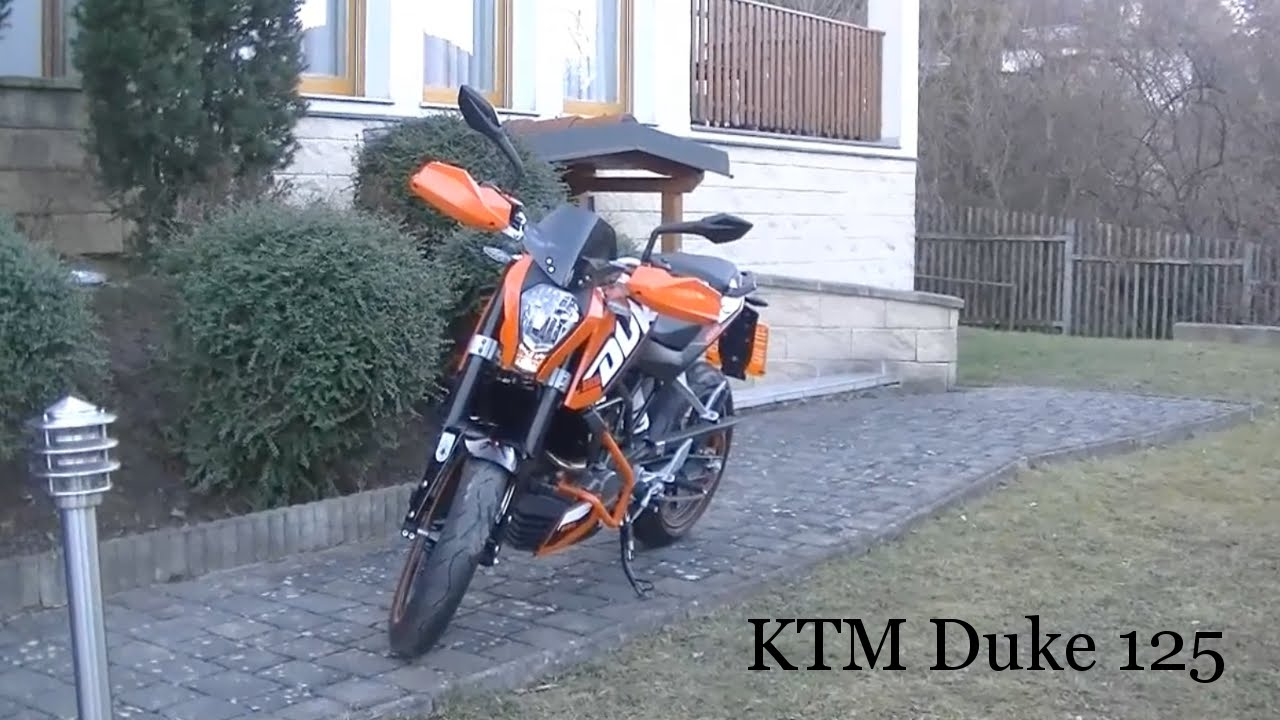 ktm duke 125 walk around powerparts akrapovic youtube. Black Bedroom Furniture Sets. Home Design Ideas