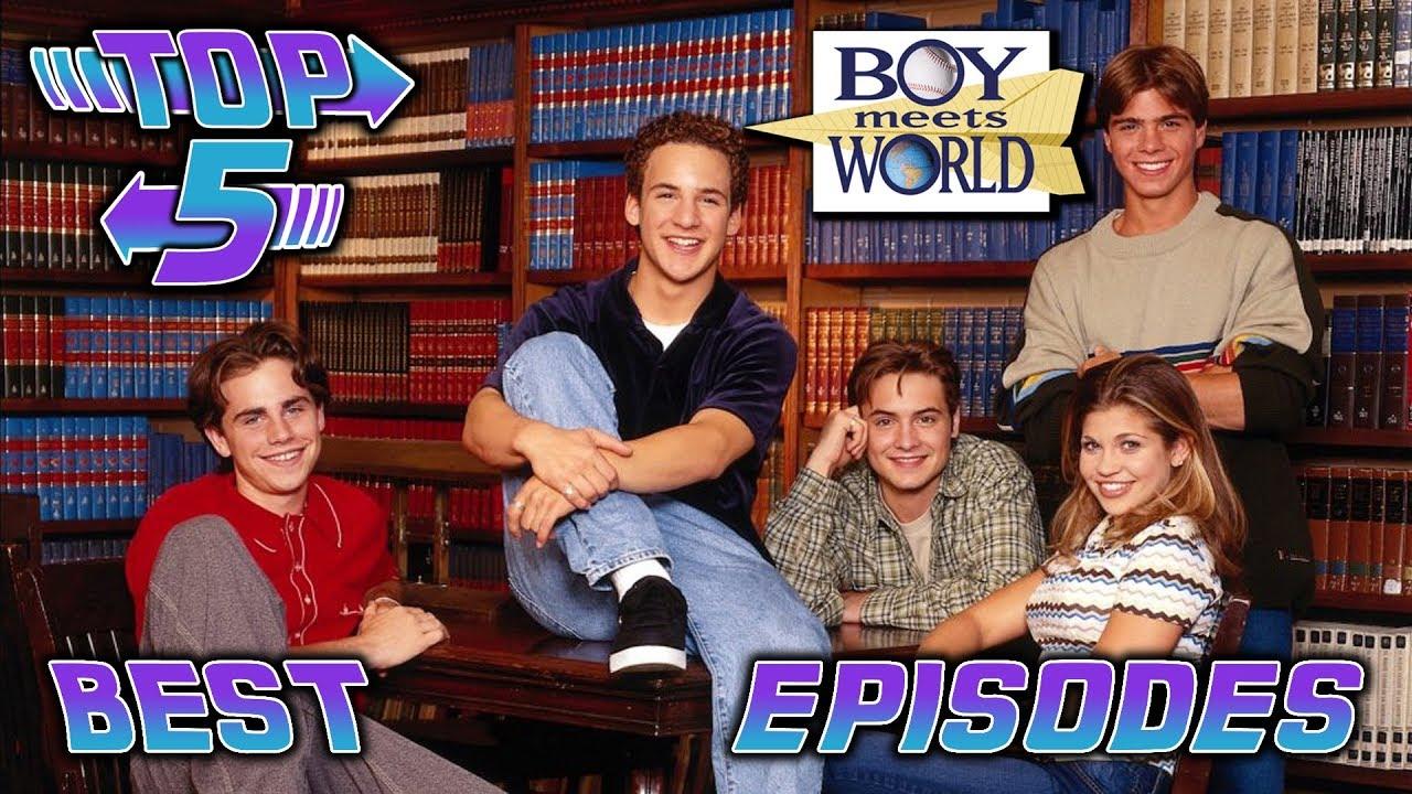 Top 5 Best  Boy Meets World Episodes
