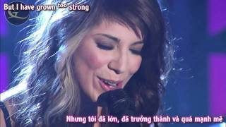 [Vietsub + Kara + Lyrics] Jar Of Hearts - Christina Perri