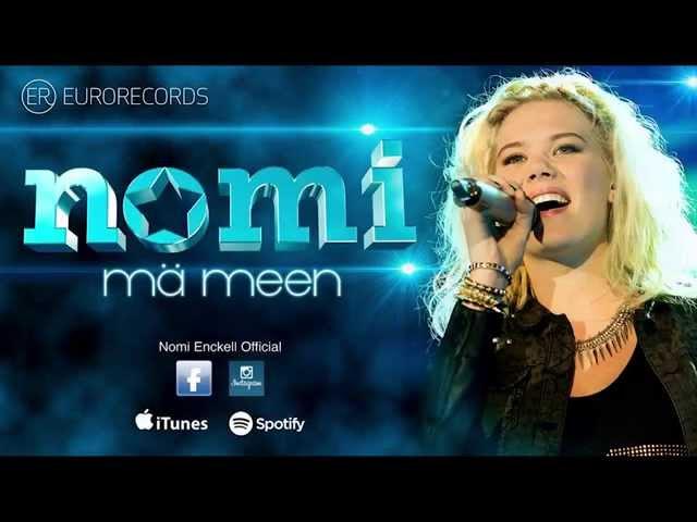 Nomi Enckell - Mä Meen