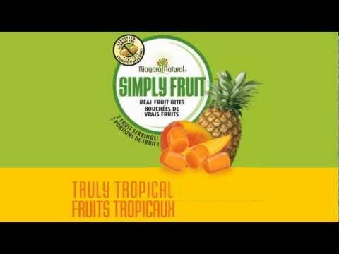 Simply Fruit from Niagara Naturals