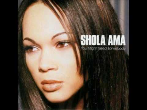 shola ama you might need somebody mp3