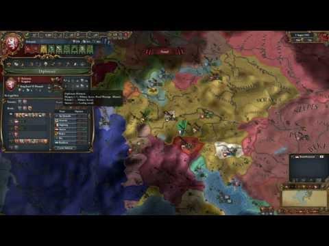 Europa Universalis IV - Aggressive Expansion FAIL |