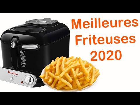 TOP 3 : Meilleure Friteuse 2020
