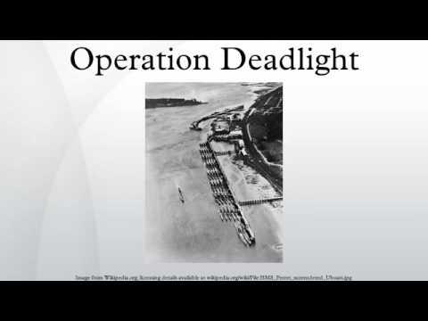 Operation Deadlight