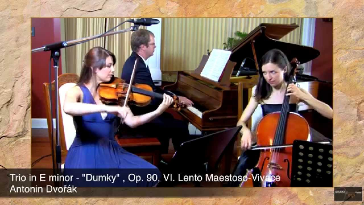 Trio Ciel performs Dvořák