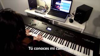 Jesus, eres mi buen pastor (Marcos Witt) - pistra instrumental piano, karaoke