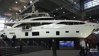 Princess 30M Die größte Yacht auf der boot Düsseldorf 2017 Motoryacht Superyacht Messe Boot