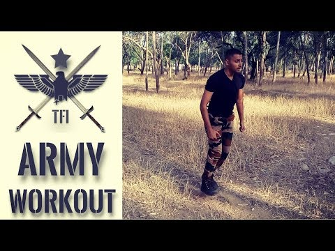 Day 1 Indian Army Training Videos In Hindi | Military