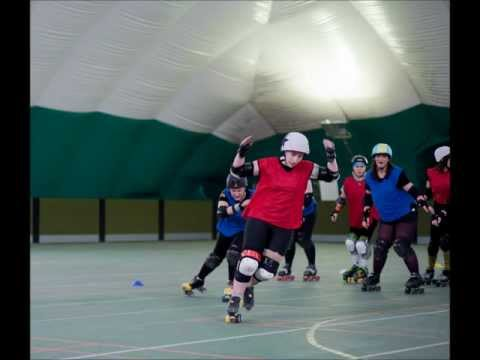People & Passions - Cornish Roller Derby