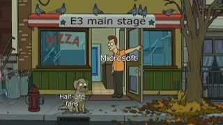 Gabe Newell cancels Half-Life 3