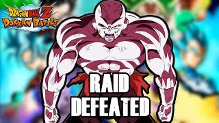 JIREN RAID IS DEFEATED!! | GET YOUR FREE STONES! | WHATS COMING NEXT? | DRAGON BALL Z DOKKAN BATTLE