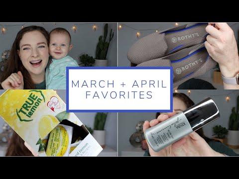 march-+-april-favorites-|-2020