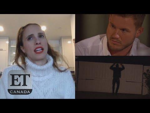 'Bachelor' Alum Vanessa Grimaldi Reacts To Colton's Fence Jump & More | BACHELOR BREAKDOWN Episode 9
