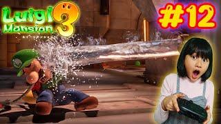 この動画は任天堂著作物の利用許諾を受けて配信しています。 ルイージマンション3の親子ゲーム実況です♪ 家族みんなで楽しんで見てね☆ 【HIMAWARIちゃんねる ...