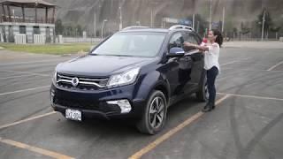 TEST DRIVE SSANGYONG KORANDO 2017