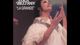 Lola Beltrán - Paloma negra (En vivo en el Palacio de Bellas Artes, 1976)
