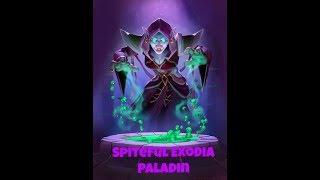 Hearthstone. Spiteful Exodia paladin. Experimental deck. Kobolds And Catacombs