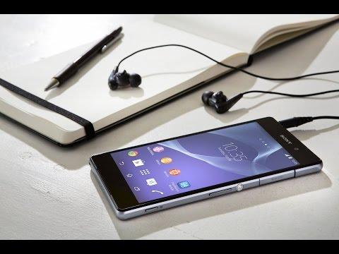 Sony Xperia T3 обзор ◄ Quke.ru ►