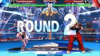 Street Fighter 5 Tournament: Next Level Battle Circuit V.24 - Sabin (Dhalsim) v igotdembombz (Ken)