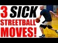 Sick Streetball Moves! MINI SLIDE & Combos! How To Break Ankles | Get Handles Basketball