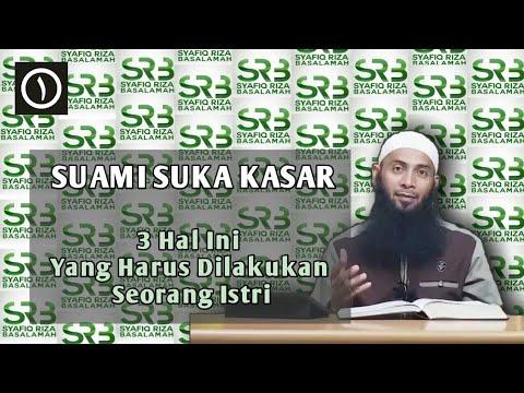 Suami Suka Kasar, Ini yang Harus Dilakukan Seorang Istri | Tanya Jawab Ustadz Syafiq Riza Basalamah Mp3