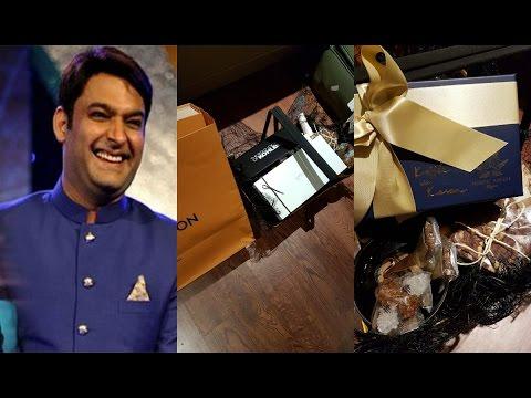 Koffee With Karan Season 5 Hamper | Exclusive Look | Kapil Sharma