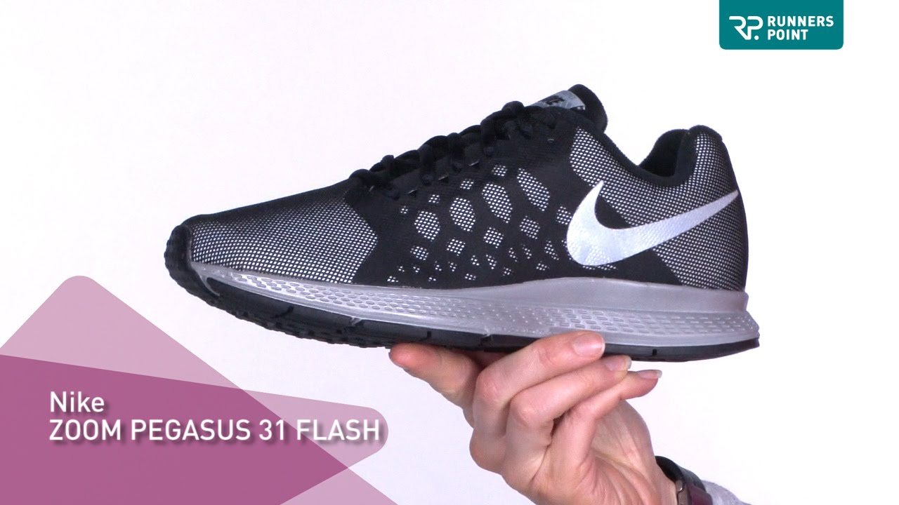 new products 908b8 362d0 Nike Running ZOOM PEGASUS 31 FLASH - YouTube