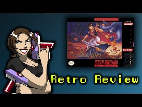 Retro Review - Aladdin (SNES) #Aladdin #Nintendo #Disney #Capcom