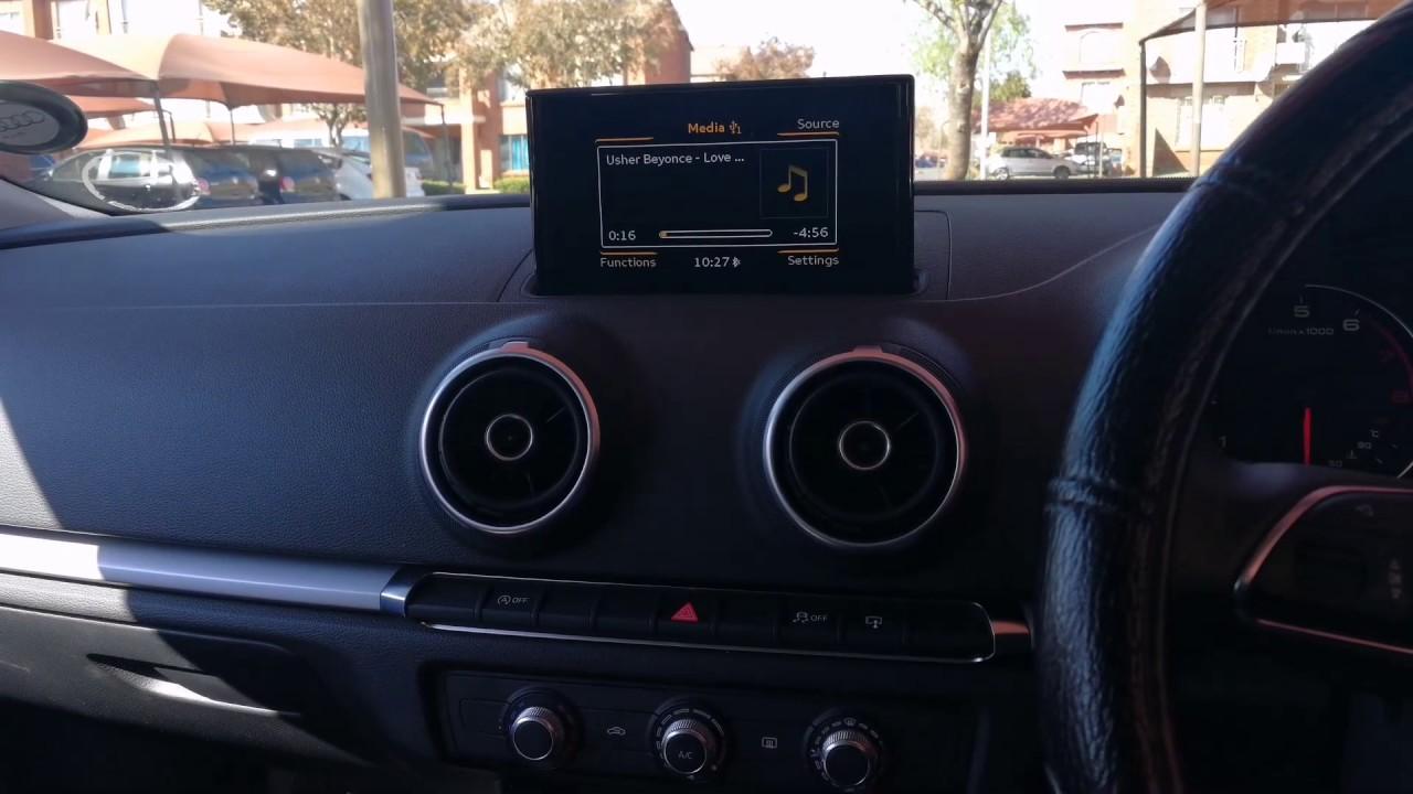 Audi a3 8v custom sound system (simple setup)