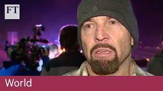 Survivors describe horror of US bar shooting rampage