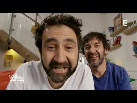Mathieu Madenian + Thomas VDB - Victoires 2017