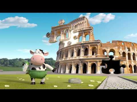 Phim quảng cáo khuyến mãi miếng ghép hình Vinamilk ADM 2014