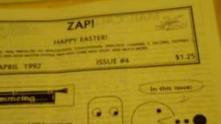 MaximumRD Looks at Zap Newsletter
