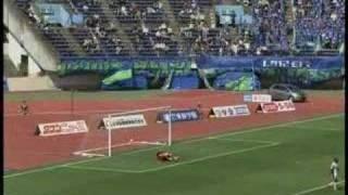 2006.5.20 キス(金基洙)J初ゴール
