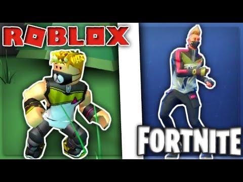 Roblox fortnite dance