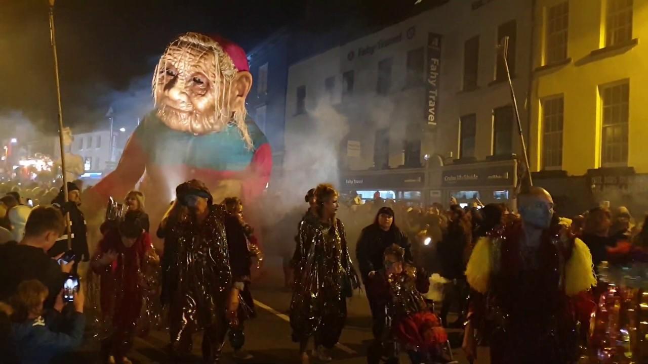 Macnas Halloween Parade 2020 Dublin Macnas Parade 2019   YouTube