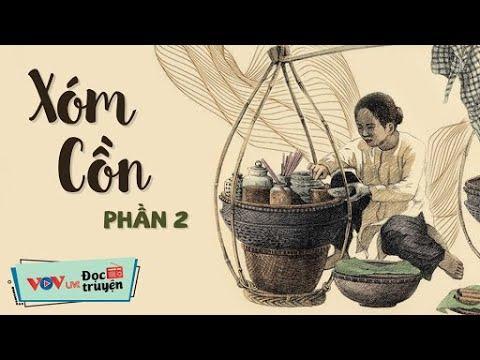 Xóm Cồn   P2   Đọc Truyện Đêm Khuya   Truyện Ngắn Hay Nhất Về Đời Sống Nông Thôn Việt Nam VOV 271