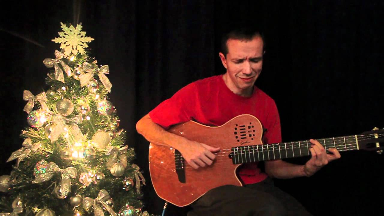 The christmas song solo jazz guitar youtube hexwebz Image collections