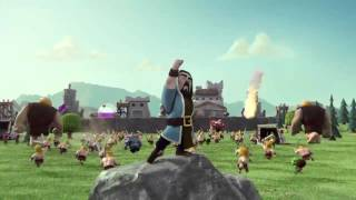 Clash of Clans: Hype Man (Official TV Commercial) full hd (NEW)!!!! TV Advert 2014