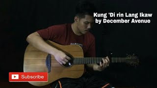Kung 'di rin lang ikaw -  Fingerstyle Guitar Cover (Free Tabs)