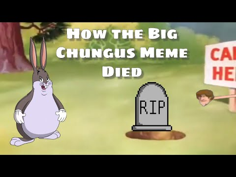 How The Big Chungus Meme Died To A New Competitor Youtube