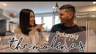 The Molina's - FIRST VIDEO! INTRO/Q&A