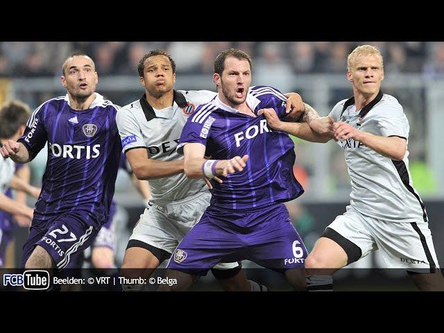 2008-2009 - Jupiler Pro League - 29. RSC Anderlecht - Club Brugge 1-0