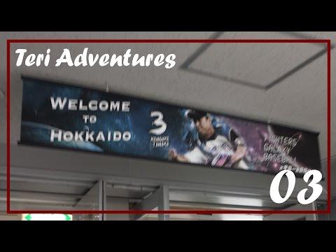 Japan Vlog - Welcome to Hokkaido