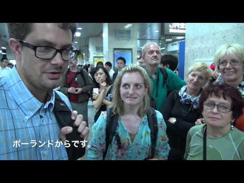【新幹線焼身自殺】「何が起きているのかわからない」外国人旅行者たちの混乱