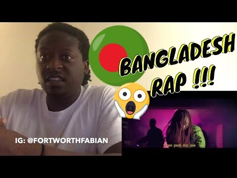 Bangladesh TRAP RAP REACTION |Bhanga Bangla - Matha Ta Fatabo | Official Music Video